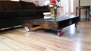coffee table with caster wheels caster wheel coffee table staruptalent com