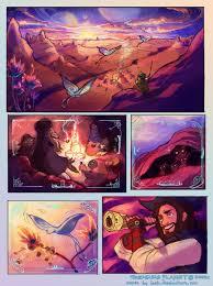 treasure planet fan comic isaia deviantart