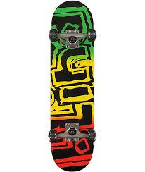 Blind Skateboards Logo Blind Rasta Logo 7 3