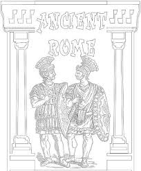colouring pages romans color butterfly romans study