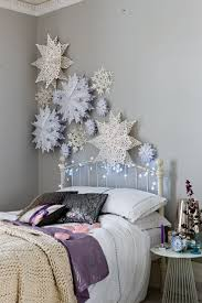 Decorating Bedroom Walls by The 25 Best Christmas Bedroom Decorations Ideas On Pinterest