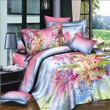 Best 10 Blue Comforter Sets by Brilliant Online Get Cheap Bright Floral Bedding Sets Aliexpress