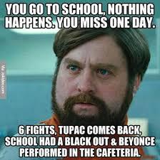Top Ten Funny Memes - you go to school meme funny pinterest meme funny adult