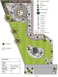 Shady Backyard Landscaping Ideas Small Shady Front Yard Design