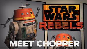 meet chopper grumpy astromech droid star wars rebels