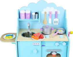 cuisine duo vilac vilac vilac8107 sky blue kitchen unit amazon co uk toys
