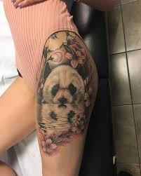 25 unique upper thigh tattoos ideas on pinterest thigh tattoos
