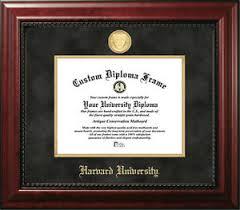 harvard diploma frame harvard diploma frame professional ebay