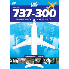 boeing 737 300 go airlines dvd