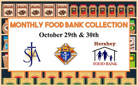 food bank ministry st joan of arc catholic church