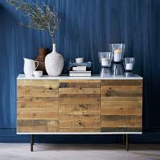 white lacquer buffet cabinet reclaimed wood lacquer buffet 56 west elm