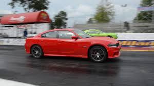 Dodge Challenger 4wd - dodge challenger srt hellcat vs dodge charger srt 392 youtube