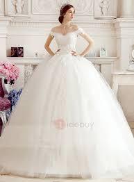 prix d une robe de mari e robe de mariée élégante de l epaule dentelle à zip traîne courte