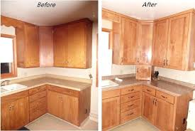 Refacing Cabinets Yourself Reface Old Kitchen Cabinets U2013 Petersonfs Me