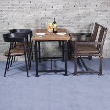Tables And Chairs Wholesale Outdoor Terrace Dining Tables And Chairs Combination Of Solid Wood