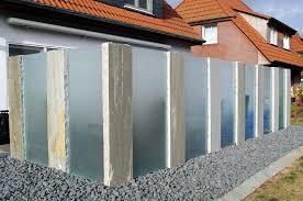 balkon sichtschutz aus glas chestha terrasse dekor sichtschutz