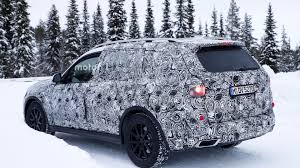 2018 bmw x7 spy photos motor1 com photos