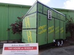Mini Homes On Wheels For Sale by Kompak Tiny House On Wheels Kokoon Homes