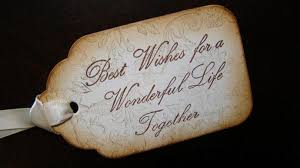 wedding wish tags best wishes for a wonderful indelibleimpressions