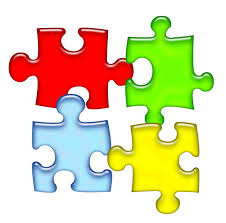 gallery for free jigsaw puzzle pieces clip art image 20081