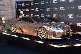 used lexus for sale sydney rose gold lfa at sydney flim festival clublexus lexus forum