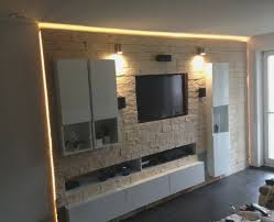 steinwand wohnzimmer gips 2 steinwand wohnzimmer schwarz graues sichtmauer im wohnzimmer