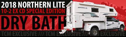 2018 northern lite 8 11 ex dry bath review truck camper magazine