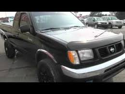 1999 Nissan Frontier Interior 1999 Nissan Frontier 4wd Cleveland Oh Youtube