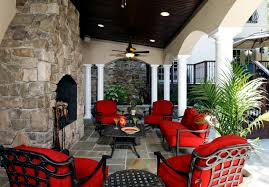 Patio Furniture Layout Ideas Ideal Red Patio Furniture 35 On Home Design Ideas With Red Patio
