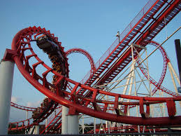 Six Flags In Kentucky Great American Scream Machine Six Flags Great Adventure Wikipedia