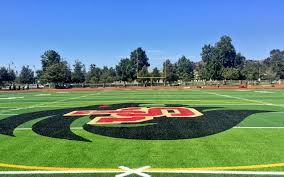 astroturf new astroturf surfaces for two fields at jserra astroturf