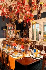 3 tips for setting a dramatic thanksgiving table nell
