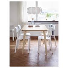 Ikea Dinner Table by Lisabo Table Ikea