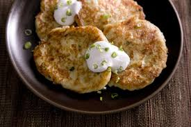thanksgiving mashed potatos mashed potato cakes recipe chowhound