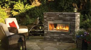 Regency Gas Fireplace Inserts by Regency Horizon Hzo42 Outdoor Gas Fireplace The Energy House