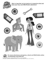 wild kratts coloring pages wild kratts aviva colouring pages