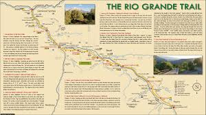 Rit Map Rio Grande Trail Map Rio Grande Trail Pinterest Rio Grande