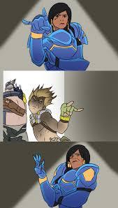I Got My Eyes On You Meme - i ve got my eyes on you overwatch know your meme