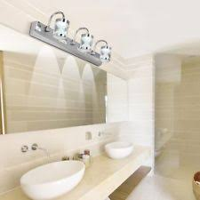 Modern Bathroom Light Fixtures Stainless Steel Wall Sconce Wall Lighting Fixtures Ebay