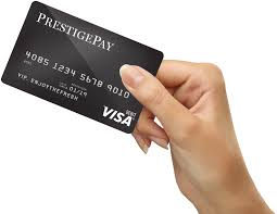prepaid debit card no fees prestigepay visa prepaid debit card no credit check