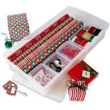 ornament storage box get organized
