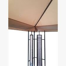 Replacement Canopy by Replacement Canopy And Netting For Finial Gaz Riplock 350 Garden