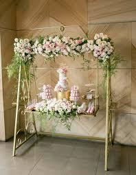 wedding cake display 20 inspiring wedding cake display tables mon cheri bridals