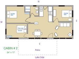 Cabin Floorplan 3 Bedroom Cabin Kit Webbkyrkan Com Webbkyrkan Com