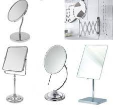 round wall mounted bathroom mirrors ebay