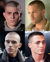 buzz cut men hairstyles pinterest haircuts hair style and