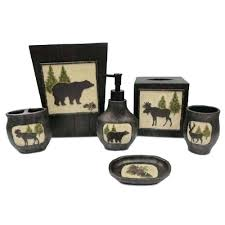 bear bathroom set u2013 homefield