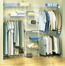 freestanding closet system stand alone organizer wealthiestsecrets
