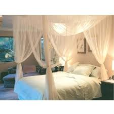 Curtain Beds Canopy Nets For Beds Gemeaux Me