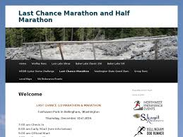 Bellingham Washington Map by Last Chance Marathon Bellingham Wa Dec 31 2016